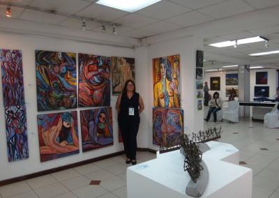AQ Feria Arte Quito | Larissa Oksman