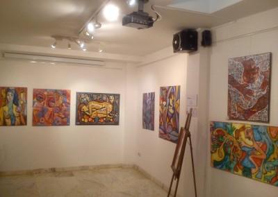 Exposición Arte para 4