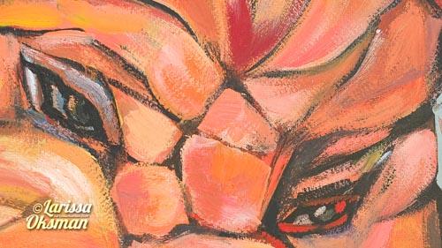 Liza Shar-Pei Portrait