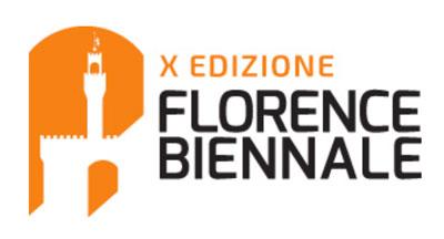 Logo X EDIZIONE Florence Biennale