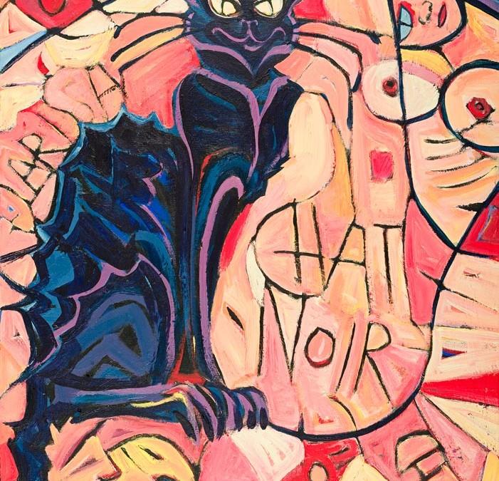 La Tournée du Chat Noir Oksman