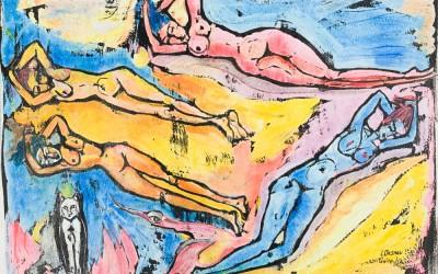 Mujeres de Modigliani