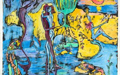 Adam y Eva en el Caribe