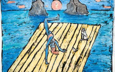 Yoga en Ayampe