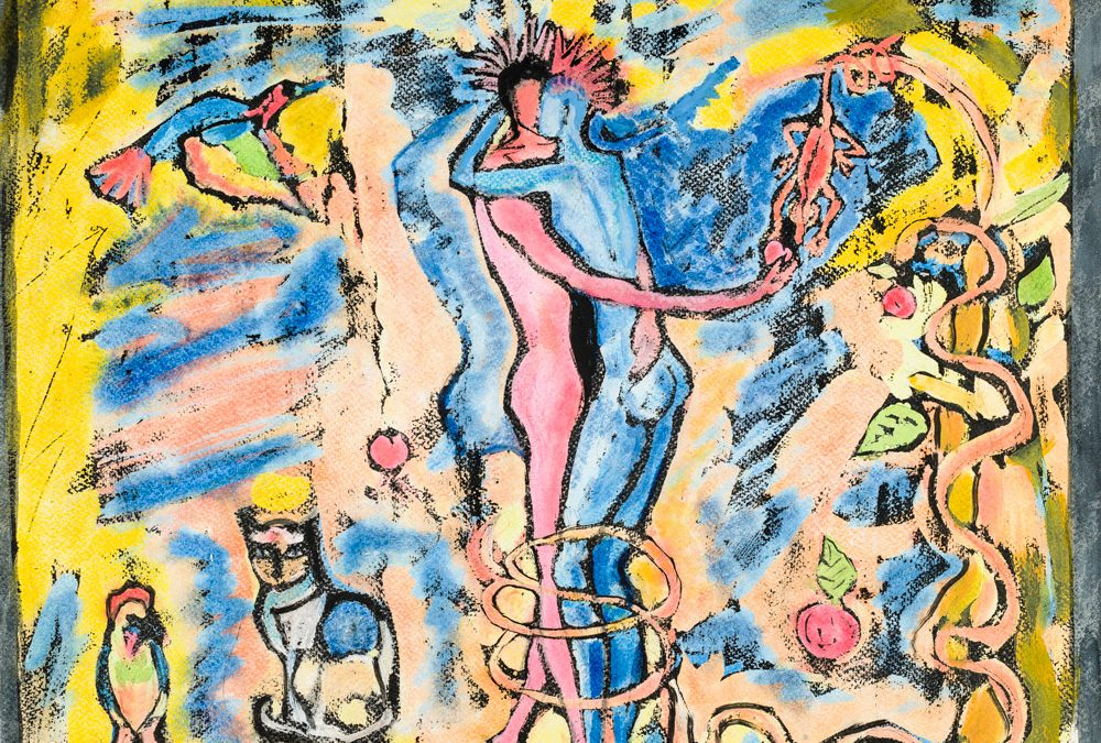 Adam y Eva   El Triángulo